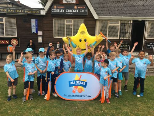 All Stars Cricket at Coseley CC
